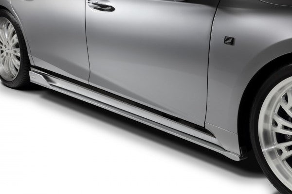 TOM'S Racing- Side Diffuser for 2018+ Lexus LS500 (FRP-Unpainted)
