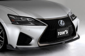 TOM'S Racing- Carbon Front Diffuser for 2016+ Lexus GSF