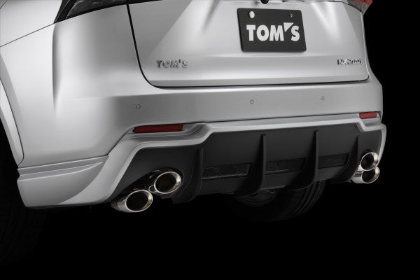 TOM'S Racing- Rear Under Spoiler for 2015-2017 Lexus NX (200t & 300h)