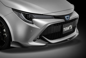 TOM'S Racing- Front Diffuser for 2019+ Toyota Corolla Hatchback