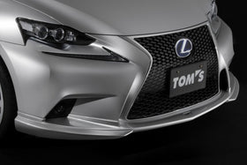 TOM'S Racing- Front Lip Spoiler for 2014-2016 Lexus IS (200t, 250, 300, 350) [F-Sport Only]