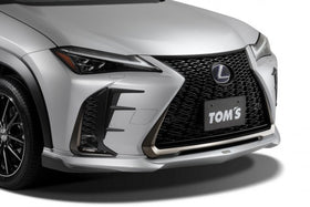 TOM'S Racing- Front Lip Spoiler for 2019+ Lexus UX (UX200 & UX250h F-Sport)- [ABS- Unpainted]