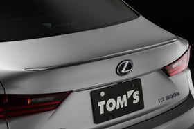 TOM'S Racing- Rear Trunk Lid Spoiler for 2014+ Lexus IS (200t, 250, 300, 350)