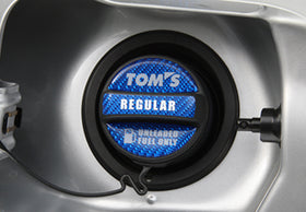 TOM'S Racing- Fuel Cap Garnish Sticker