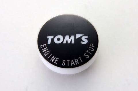 TOM'S Racing Push Start Button [Type 002] - Lexus & Toyota