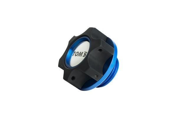 TOM'S Racing Hybrid Oil Filler Cap - [M37xP3.0]