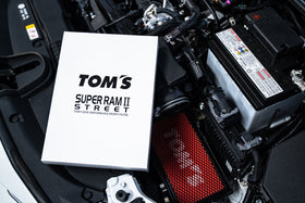 TOM'S Air Filter Super Ram II