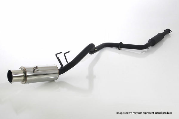 N1 Muffler, 2005-2010 Scion tC