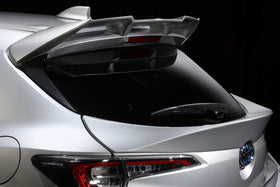 TOM's Racing - Rear Mid Spoiler (Ducktail) for Toyota Corolla Hatchback 2019+
