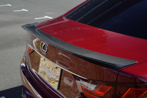 LEXON Lexus 2013 GS/ GSF Rear Replacement Wing