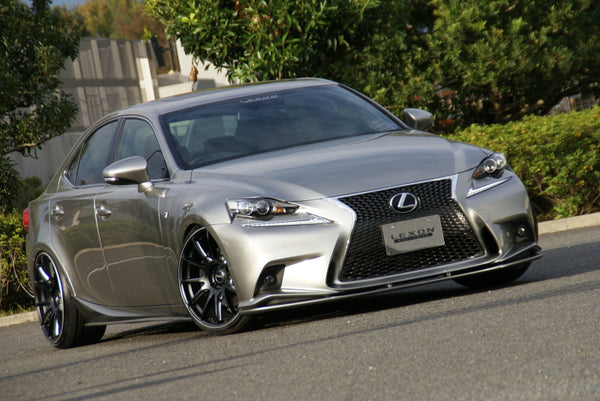 LEXON Lexus 2014-2016 IS Side Splitter