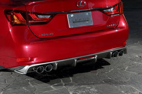 LEXON Lexus 2013-2020 GS Rear Under Diffuser (FRP)
