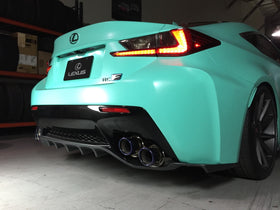 LEXON Lexus 2014-2018 RCF Rear Under Diffuser