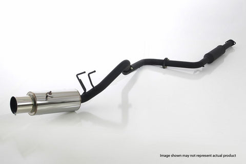 N1 Catback Exhaust - 1996-2000 Honda Civic DX, HX Coupe