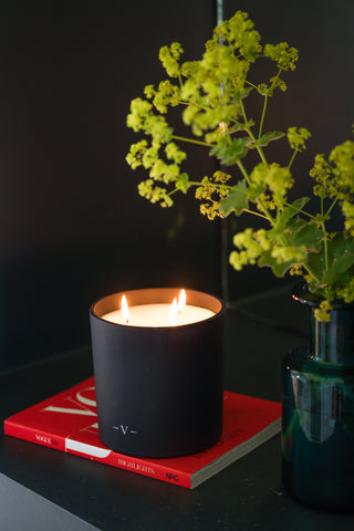 Dining with Scented Candles