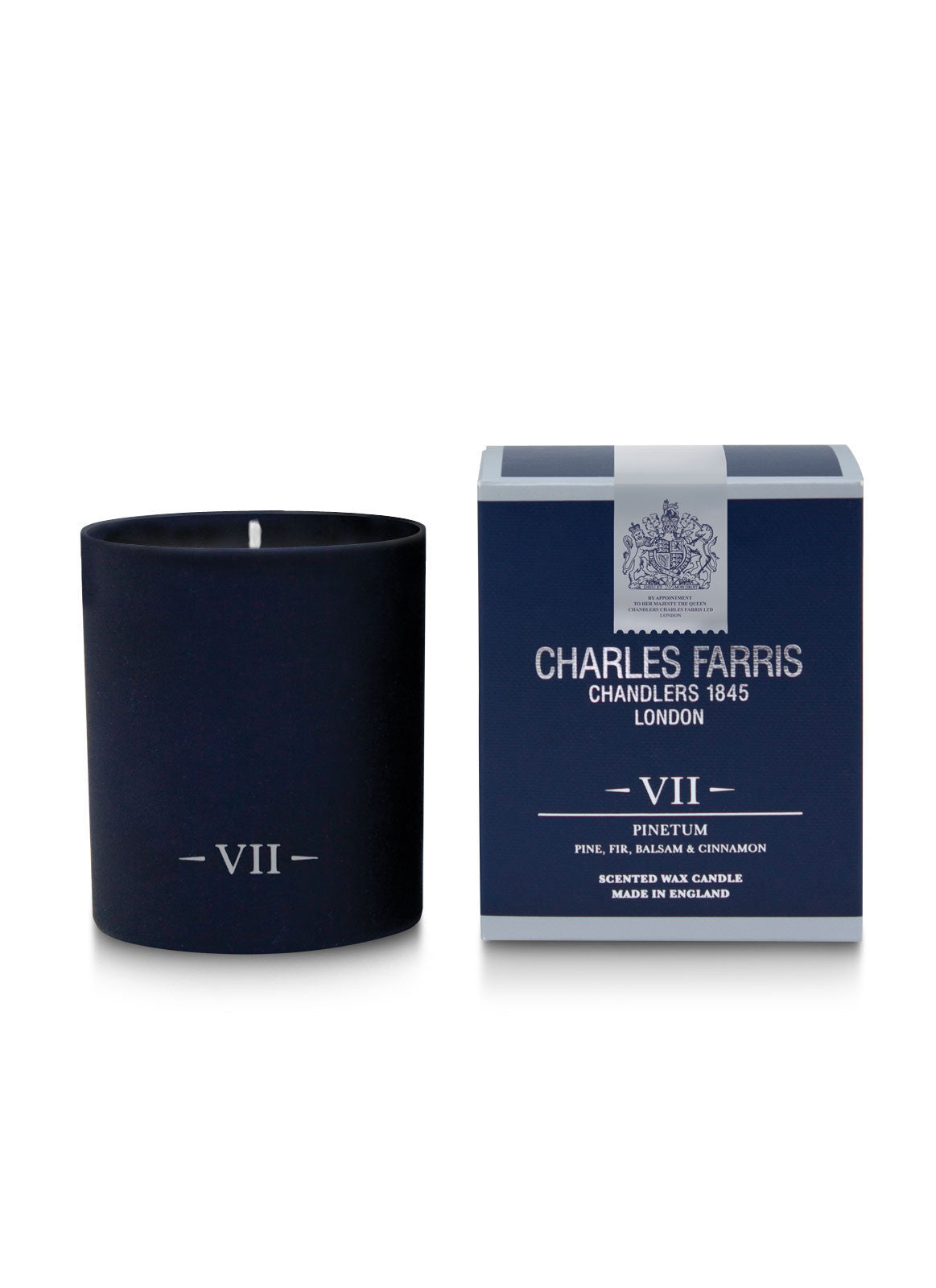 Pinetum Scented Candle | Pine, Fir, Balsam & Cinnamon