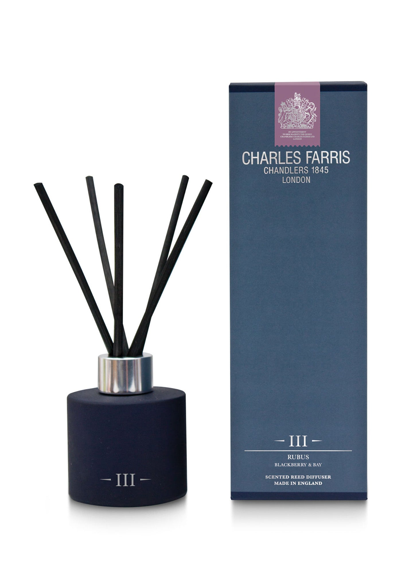 Rubus Reed Diffuser | Blackberry & Bay