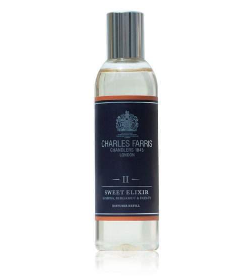 Sweet Elixir Diffuser Refill | Mimosa, Bergamot & British Honey
