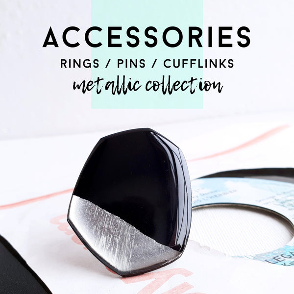 Vinyl Record Accessories / METALLIC collection