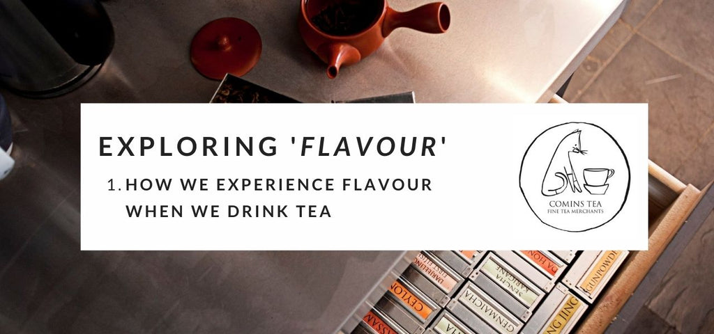 Exploring Flavour : 1. How we Experience Flavour
