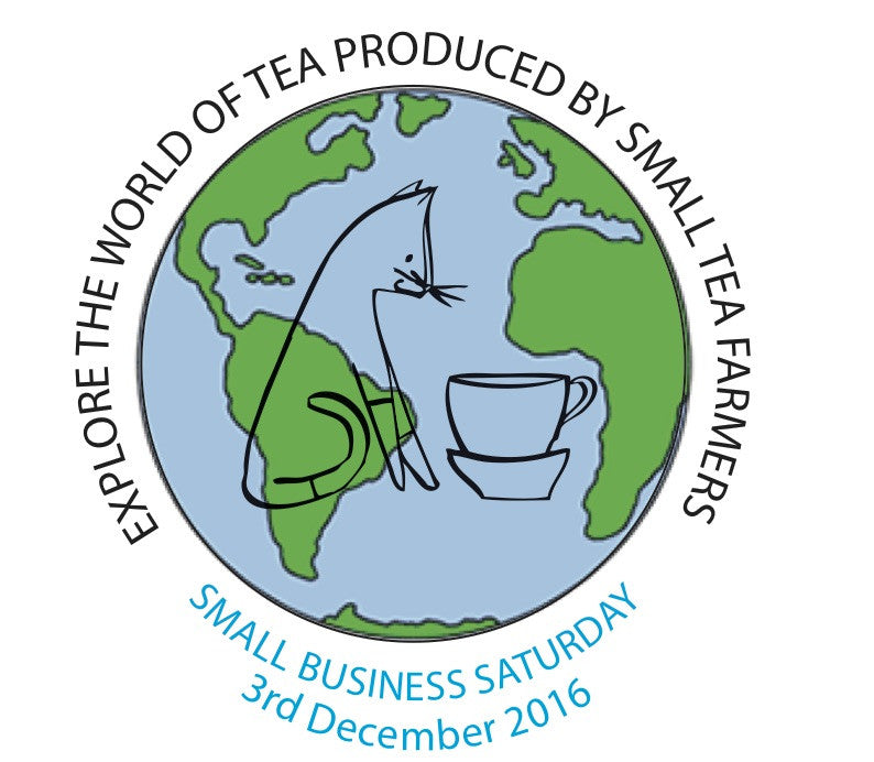 Explore the world of tea from small tea farmers this Small Business Saturday