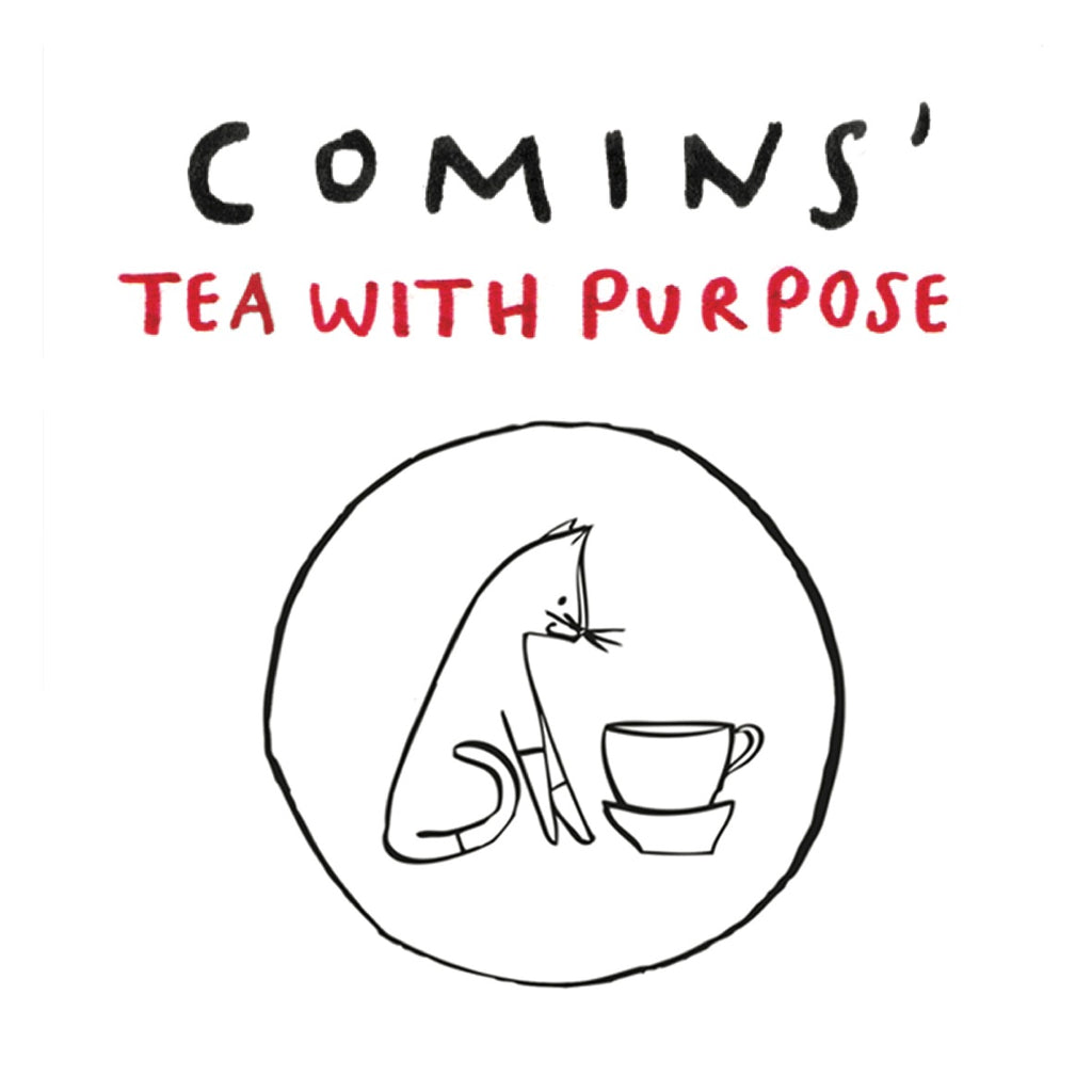 Comins Tea With Purpose : Our New Approach to Partnership