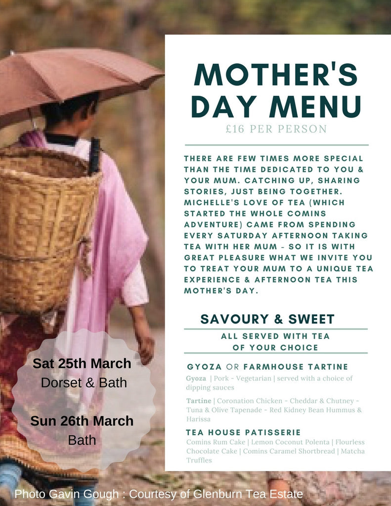 Mothers Day 2017 | 25th & 26th March 2017