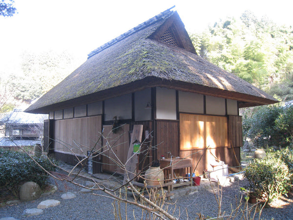 Japanese Tea Processing House
