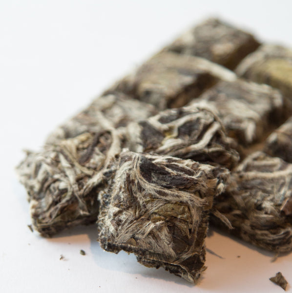 Mr Zheng's Compressed Bai Mu Dan Tea