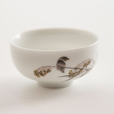 Bird Sipping Cup
