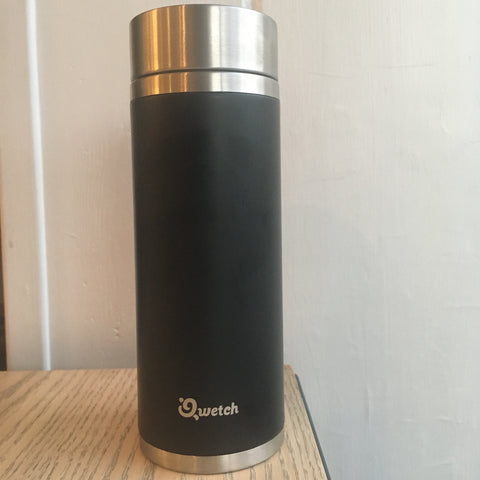 Black tea travel Mug [30cl stainless steel]