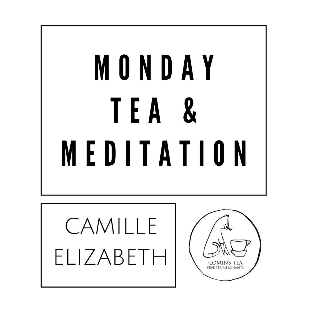 Monday Tea & Meditation [6 week package + meditation mat + eye mask] STARTING 05.10.20