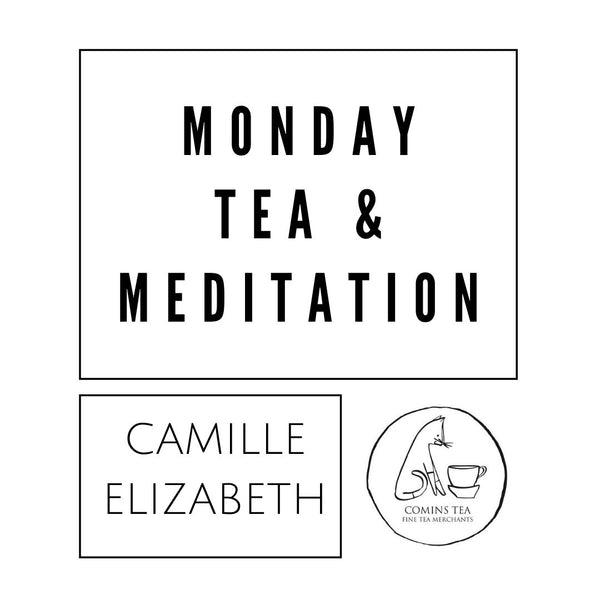 Monday Tea & Meditation [6 week package + meditation mat + eye mask] STARTING 18.01.2021