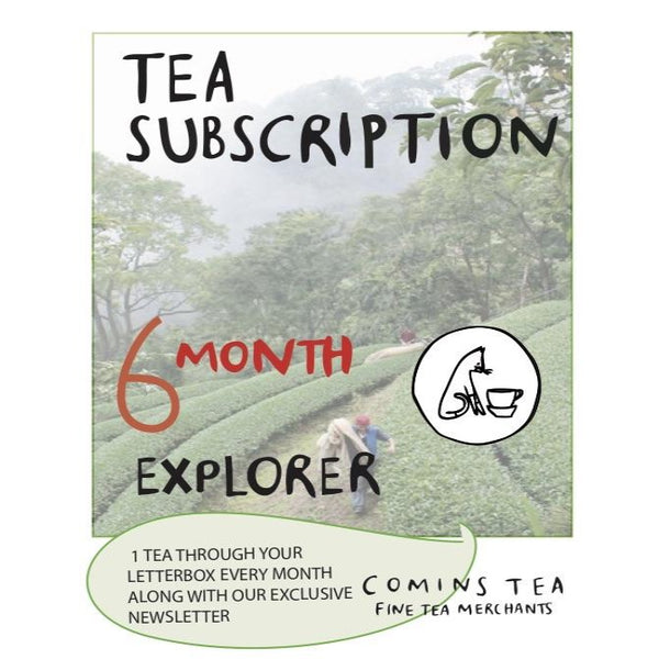 6 Month Tea Explorer Subscription