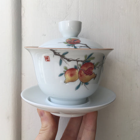 Orange Fruit Gaiwan 150ml