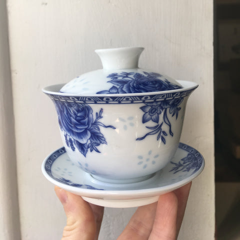 Blue Rose Gaiwan 140ml