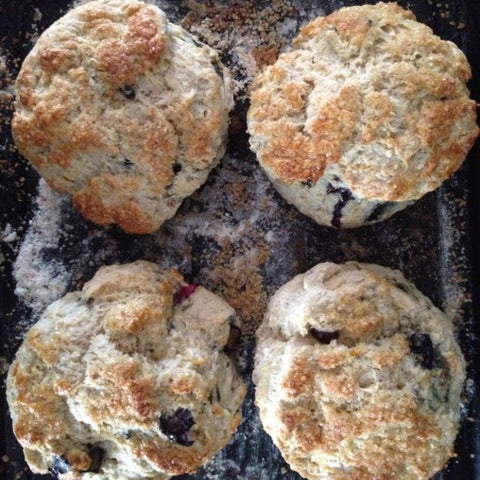 TO COLLECT : Comins Blueberry Scones  [To collect in store]