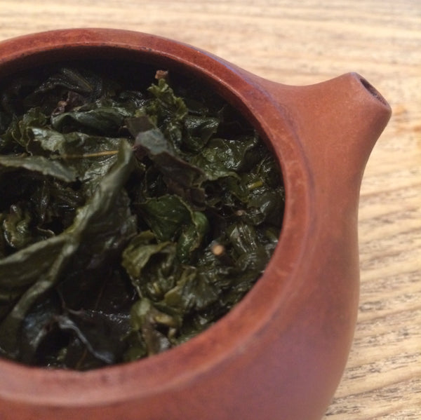 Jin Xuan (lightly oxidised) Oolong Tea