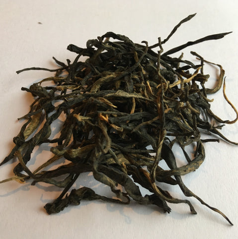 Yunnan Ancient Tree Mengku Black [Dian Hong] April 2016