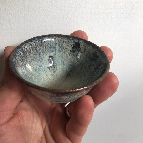 Nuka glaze sipping cup [Seong Il Hong : Boseong, South Korea ] : 50ml