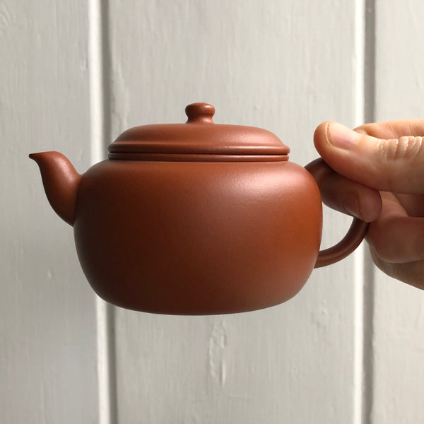 Mr Fans Fully Handmade Yixing Teapot [ZHI YUAN JING FANG WORKSHOP]