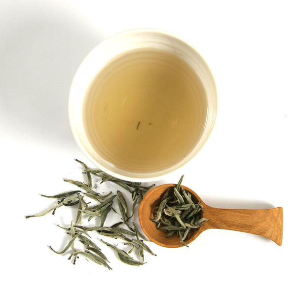 Chinese Silver Needle Tea - Comins Tea - 2