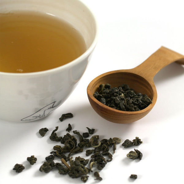 Gunpowder Tea - Comins Tea - 2
