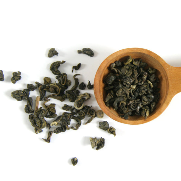 Gunpowder Tea - Comins Tea - 3