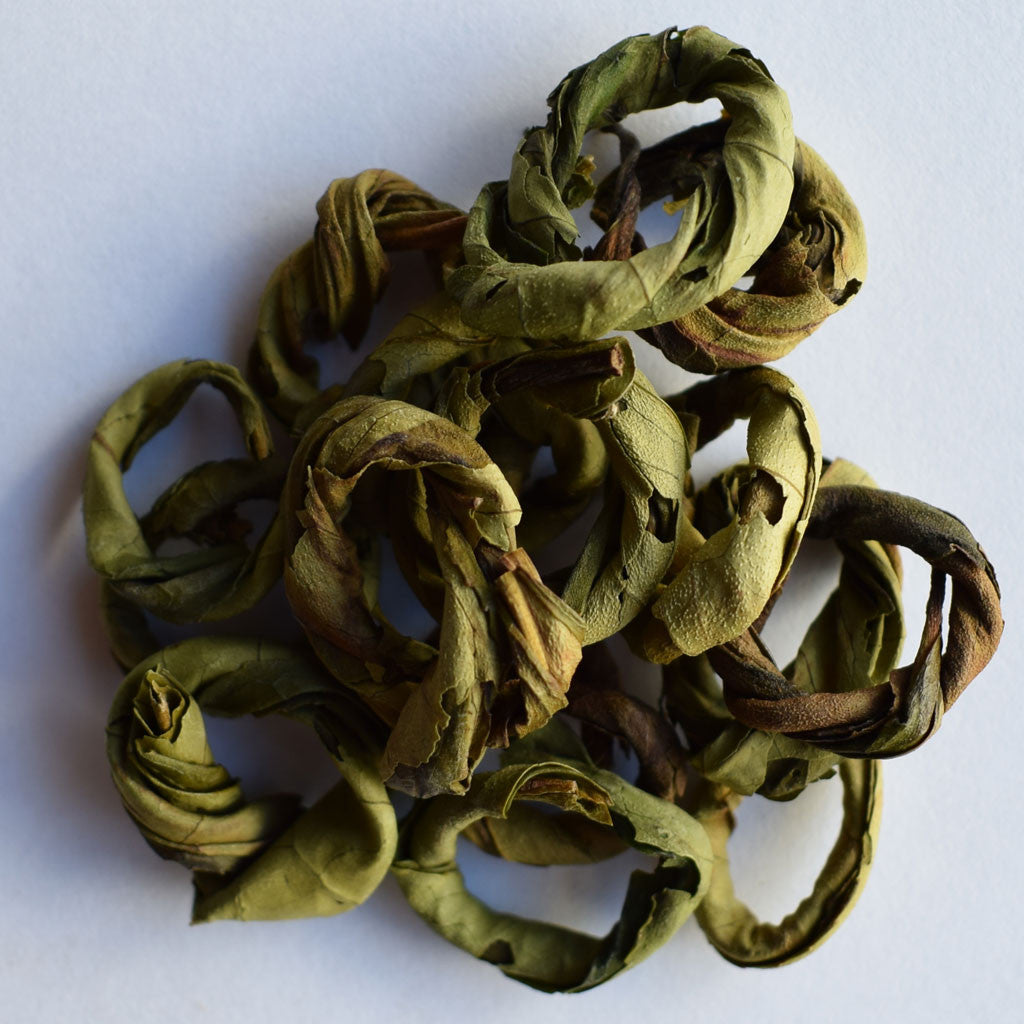 Hand Rolled Green Tea - Comins Tea