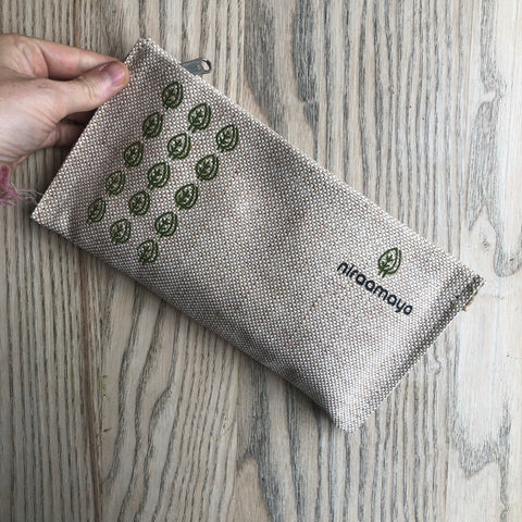 Niramayaa Eye Pillow (zip pouch)
