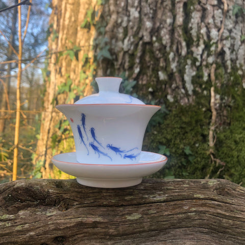 Blue Fish Gaiwan 170ml