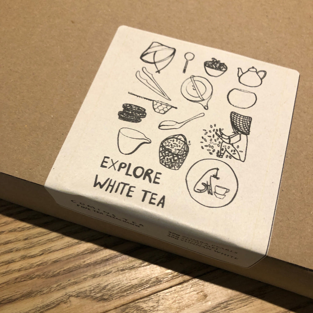 EXPLORE White Tea [3 white tea gift box]