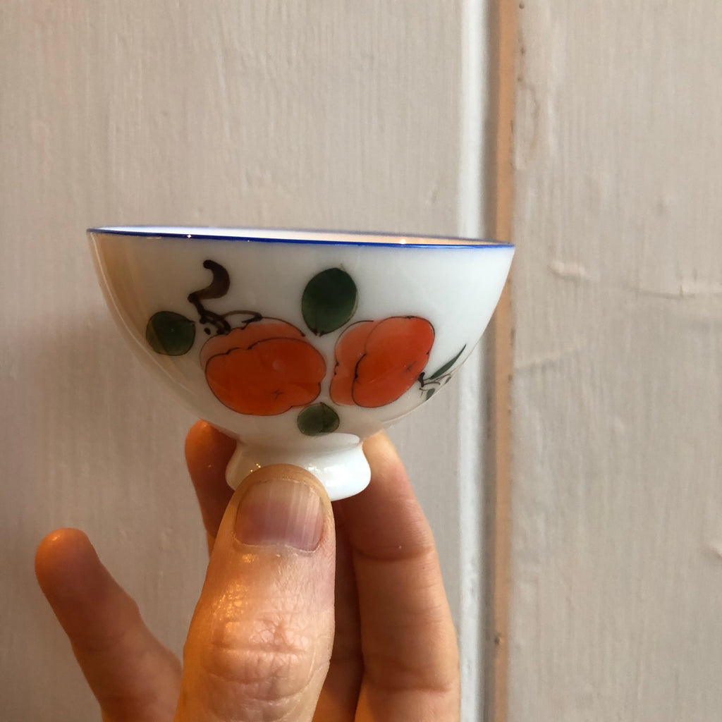 'Peaches' Sipping Cup