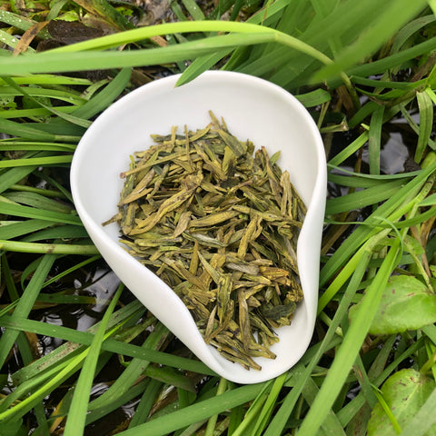 2020 Long Jing Tea [ShanLi Renjia Farm]